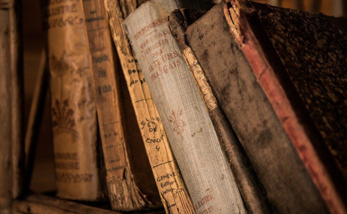 old books Image by Michal Jarmoluk