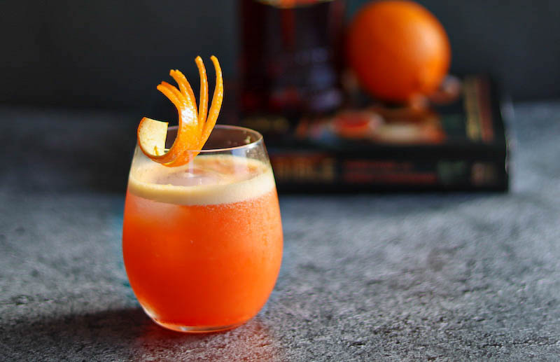 Garibaldi cocktail